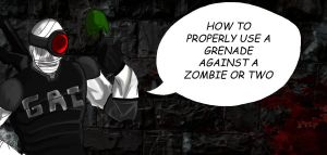 Using a Grenade Preview by UpcoRaul