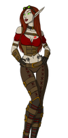 Steampunk Para - AT by The-Zombie-Cat