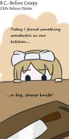 Chibi Belarus Diaries -2- by littleSempai