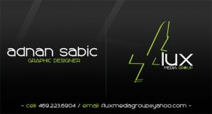 FMG BUSINESS CARD FRONT by P1ATINUM