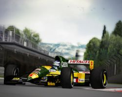 Lotus 1992 Monza by thylegion