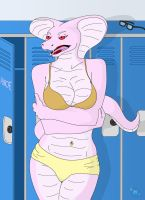 Locker Room Trouble by Anomalynumber-11
