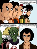 Dragonball Comic: the legend of Mr. Satan page 9 by RastaSaiyaman