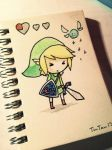 Little Link by TimTam13
