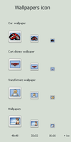 wallpapers icon by vicing