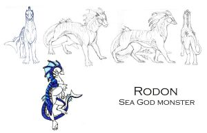 Rodon: god of the sea by Meliss