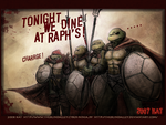 TMNT wallpaper: 4 by theblindalley