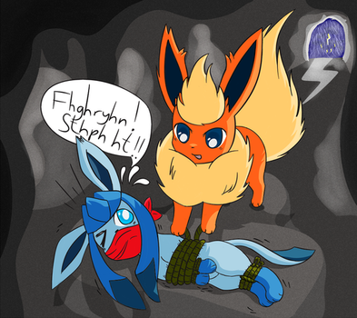 Mystery Dungeon - Icy Depths by Snow-Shy