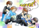 SHINee 4ever by Pulimcartoon