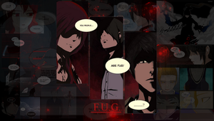F.U.G. :Tower of God by xd96