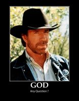 Chuck Norris by DogMan93