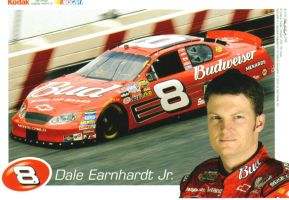 Dale Earnhardt Jr. by mjoekittle