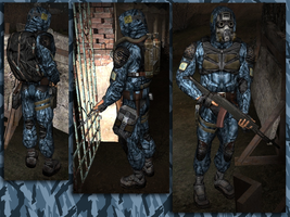 Urban Reed STALKER Suit by crowhitewolf