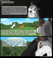 Heart of Ice  Chp1pg2 by WoofMewMew