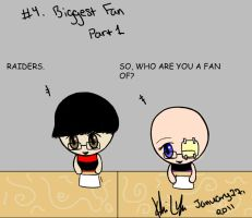 Part 4 Biggest Fan 1 outa 2 by stereo-typed