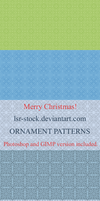 ORNAMENT PATTERNS PACK by Lsr-stock