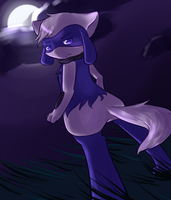 Rosey the Riolu by EmpurrorMooks