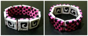 polymer clay: reversible01 by gutterlily10