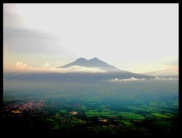 El Salvador Land of Volcanoes by carepa