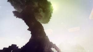 Minecraft Tree of Life - Day by Adrian-Drott