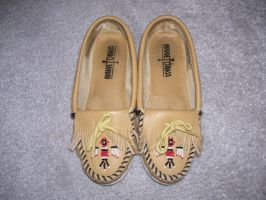 Moccasins from Vermont Country Store by Hannah2070