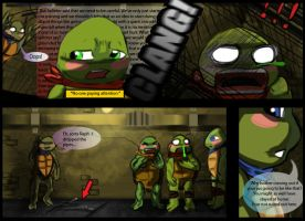 TMNT At Heart- CH1 - PG2 by DogmaticLoki