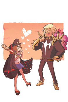 kill la kill valintinesday gif~ by pengooowin