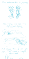 You Make Me Feel So Young: Illustrated by ShannonAllAround