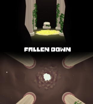 MMD Undertale - Fallen Down Stage v1.0 by MagicalPouchOfMagic