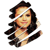 Brush Png da Selena by JoanaGomez