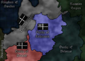 Teutonic Nations by GTD-Orion