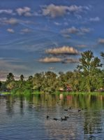 park of the victory by delfalge