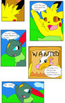 Team Whirly - Mission 1 Page 1 by BlackRoseProd