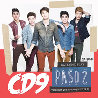 CD9 - Paso 2 Extended Play EP (By CD9PR) by CD9PR