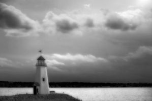 lighthouse by thebigones