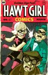 Golden Age Hawt Girl by KidNotorious