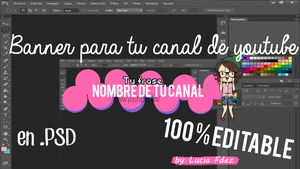 Banner Photoshop Cs6 by luciafdez23