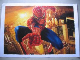 Spiderman 2 by benw99