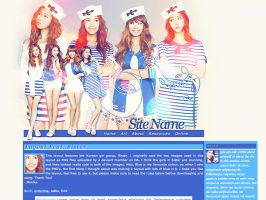 Sistar Web Design by euphoriclover
