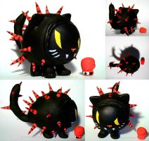 Poisonous Kitty by GnAc