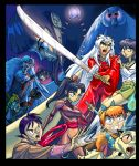 Inuyasha Strikes by mallaard