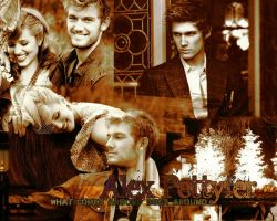 Alex Pettyfer and Diana Agron by Katherineilovemyths