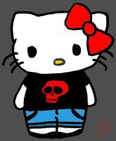 Hello kitty for lostmemories by ceeceebaby