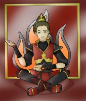 Zuko of the Fire Nation by SheWhoWalksWithThee