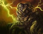 The Dunwich Horror by NathanRosario