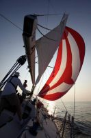 Flying an A-sail by musicandmotion