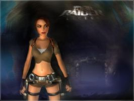 Tomb Raider Legend W1 by trf-fanart-base