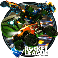 Rocket League Dock Icon by OutlawNinja