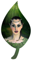 Lady of Trees by SybilThorn