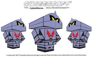 Cubeecraft - Horde Troopers by CyberDrone